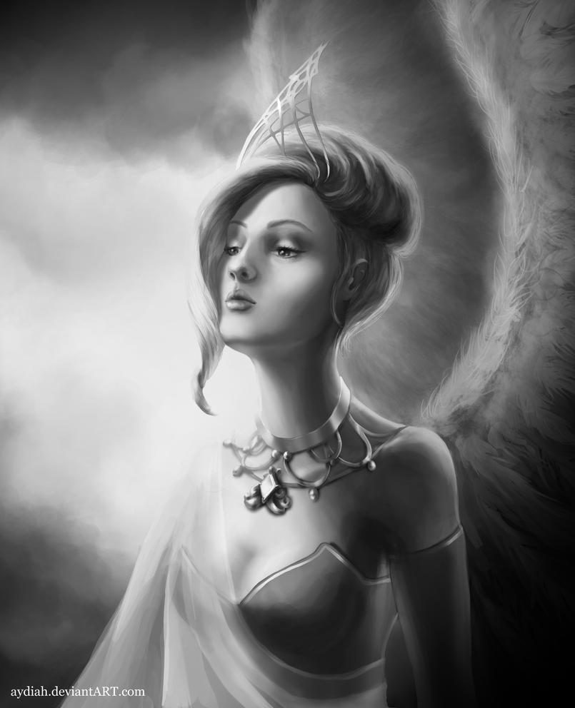 Angel Queen Art - ID: 32168
