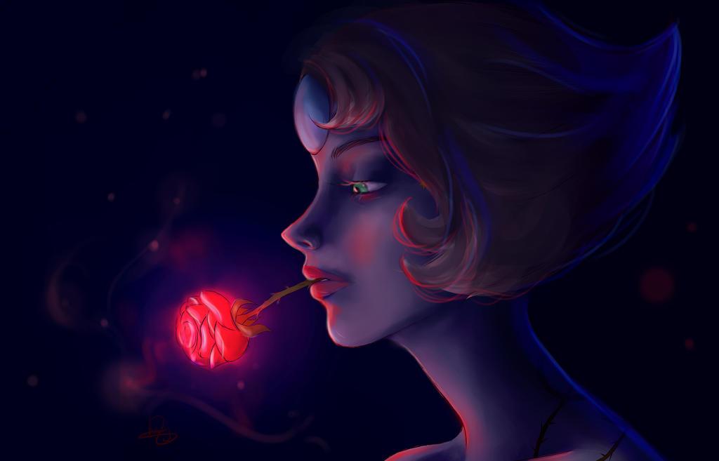 Pearl's Lament-rev by LenamoArt