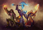 Commission: World of Warcraft Alliance