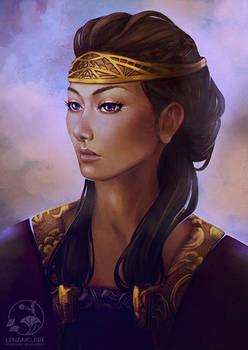 Lady Yasenkhana