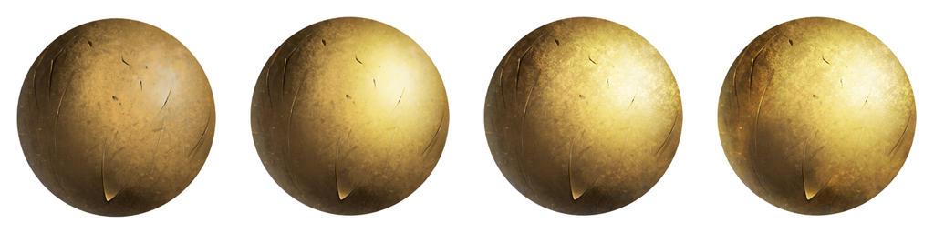 Golden(3) by LenamoArt