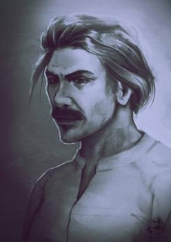 Sketch Commission: Eliav