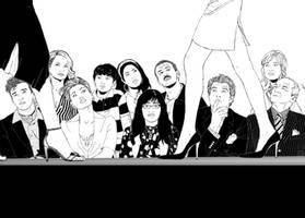 Ugly Betty Cast by Filomena