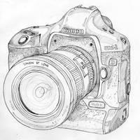 'camera' by kiedan
