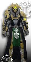 Iron Lord Rachik Fallen Warlock