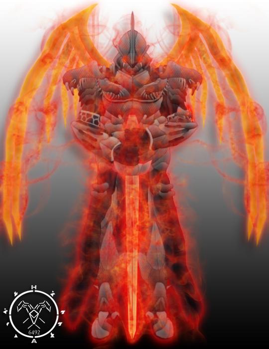 Grimlock Warlock Armor Subclass Dawnblade By Hellmaster6492