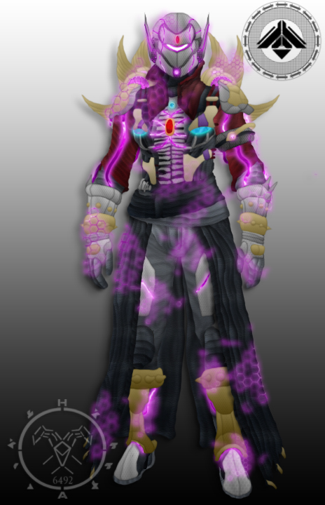 Ultron Sigma Destiny 2 Warlock Armor By Hellmaster6492