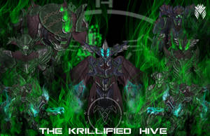 The Krillified Hive cover