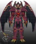 Req 8 Red Archfiend Dragon Balance Breaker