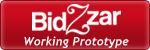 BidzZar Logo by shell4art