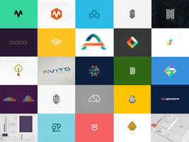 Little portfolio roundup in Branding.