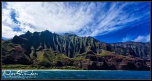 The Na Pali Coast by AndrewShoemaker