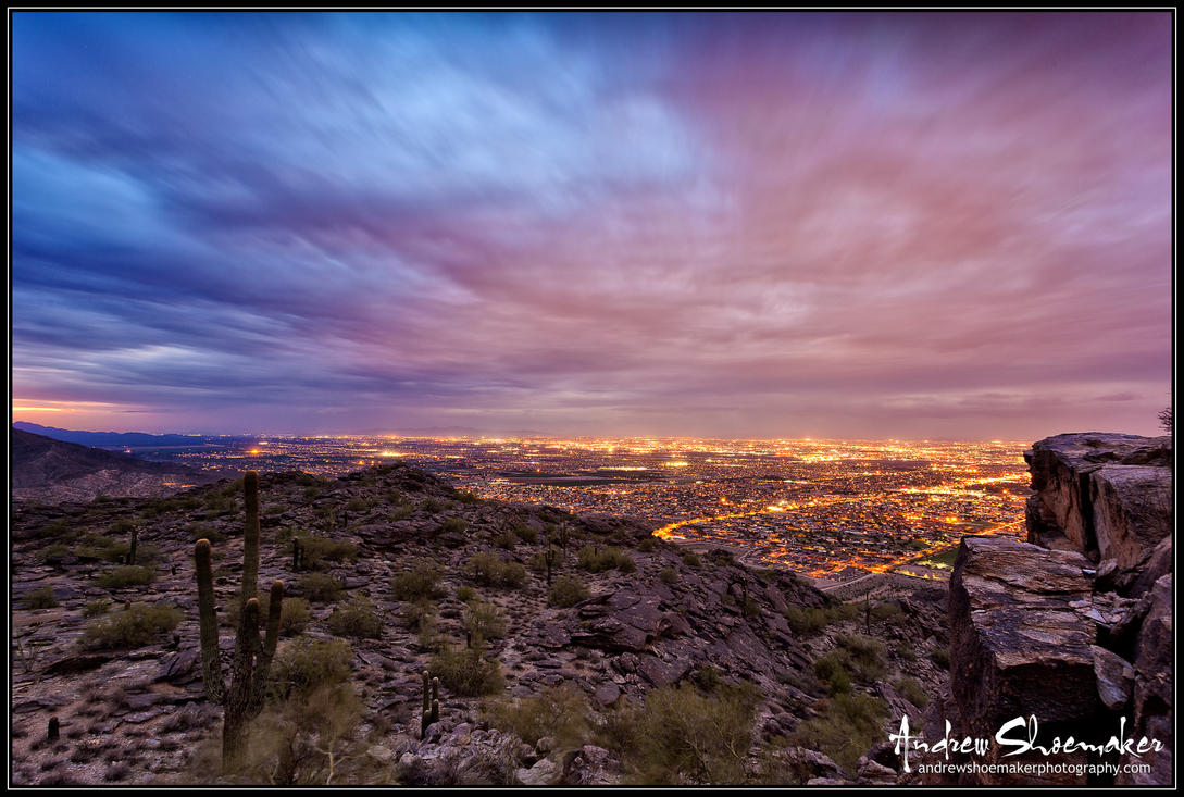 Skyscape by AndrewShoemaker