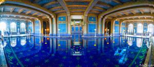 Golden Roman Pool