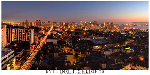 Evening Highlights by AndrewShoemaker