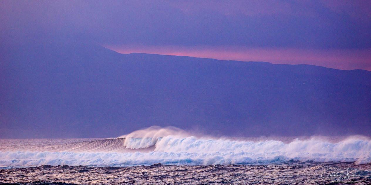 Dusk Swell by AndrewShoemaker