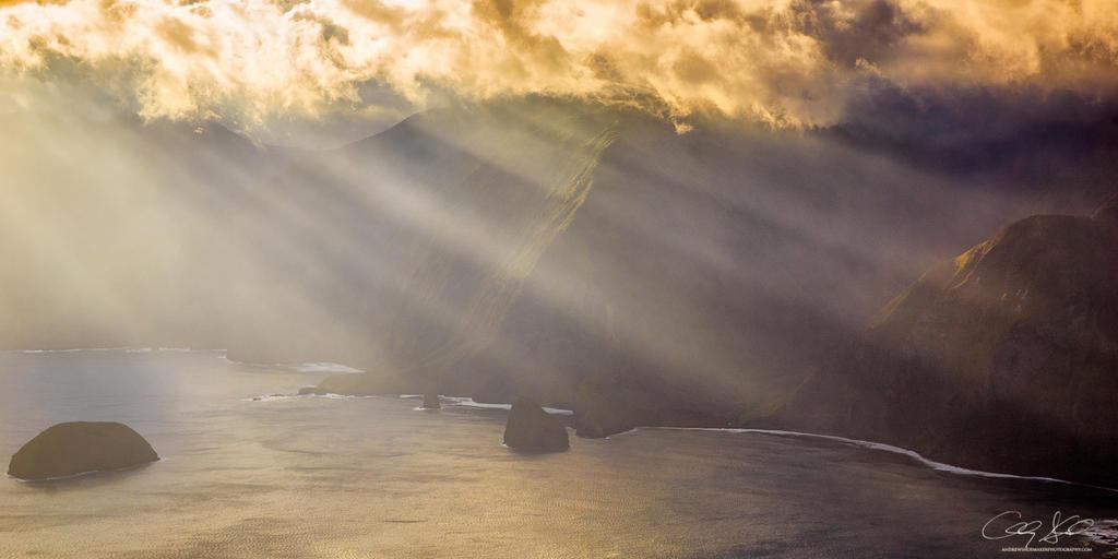 Mystical Coast by AndrewShoemaker
