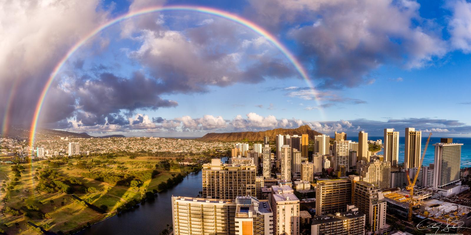 Waikiki Love by AndrewShoemaker