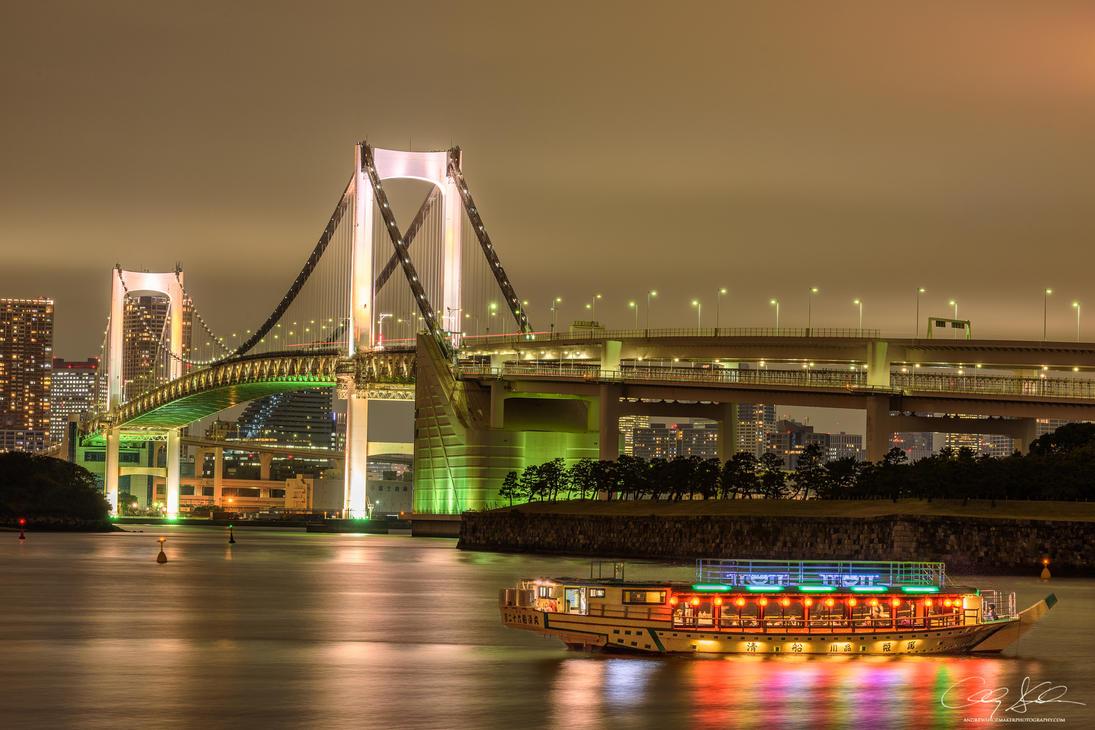 Rainbow Bridge by AndrewShoemaker