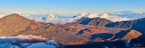 Haleakala Transitioning