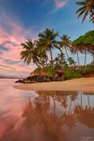 Island Mirage by AndrewShoemaker