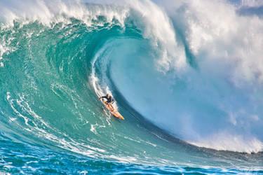 Untitled Surfer by AndrewShoemaker