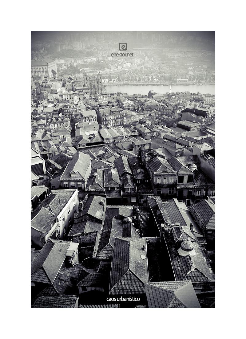 Caos Urbanistico by djtkd