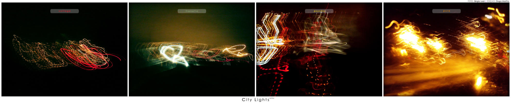 City lights by djtkd