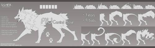Canine base - P2U 14 by Shinzessu