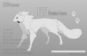 F2U - Free Wolf Base-15 by Shinzessu