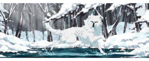 - Winter water by Shinzessu