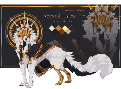 - [Radiant justice] Adopt AUCTION CLOSED