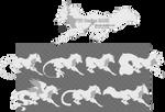 Canine chibi base - P2U 20