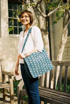 Fair Trade Laptop Bag