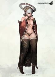 Kingdom Death-Dragon Sacrifice