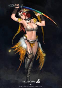 Kingdom Death-PhoenixDancer