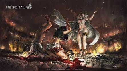 White Speaker - Blood Story by lokmanlam