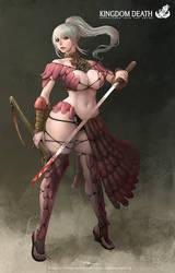 Satan - Swordman by lokmanlam
