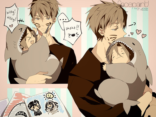 Yamazaki Sousuke X Reader (Being Parents) by HaNyaYume on