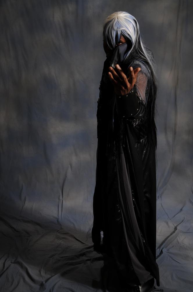 Darkness is my friend by Tesu-sama
