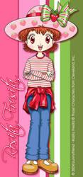 Rosita Fresita -SSC- by bunnyfriend