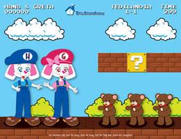 Hans And Greta - Super Bunny Brothers