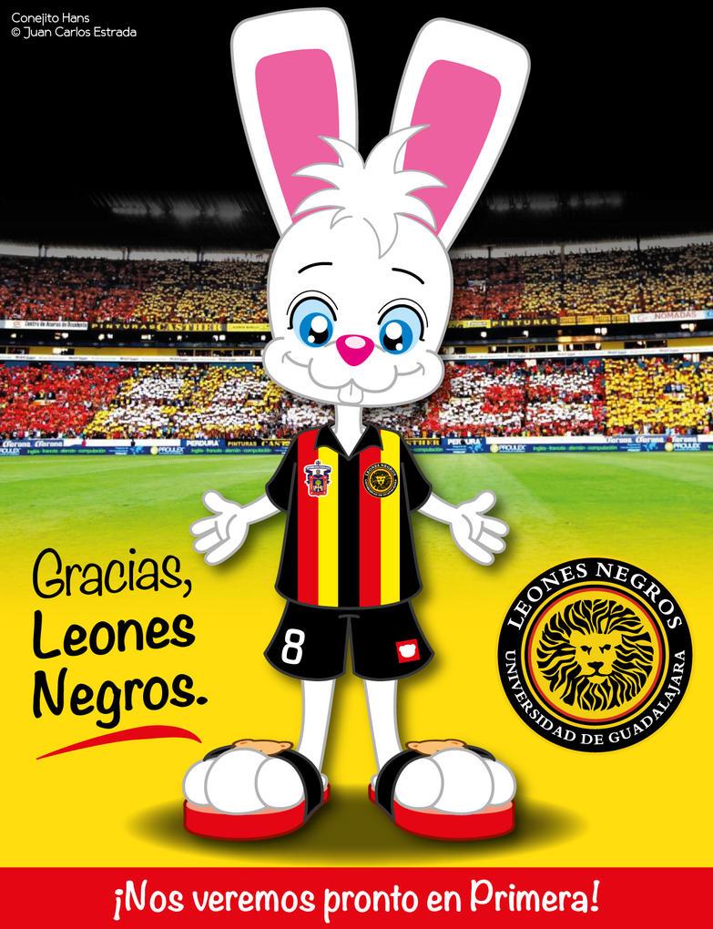 Gracias, Leones Negros by bunnyfriend
