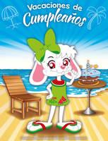 Birthday Vacations - Happy Birthday Greta! by bunnyfriend