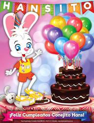 Happy Birthday, Little Hans! by bunnyfriend