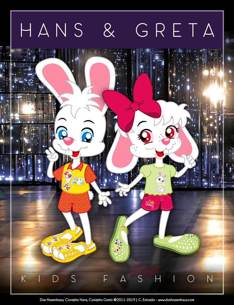 Hans And Greta - Kids Fashion by bunnyfriend