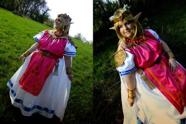ALTTP: Princess Zelda