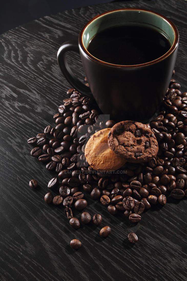 Coffee time by l4n6l3y