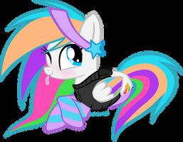 Star n Socks by Lyra-Stars
