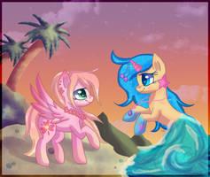 Ocean Paradise by Lyra-Stars